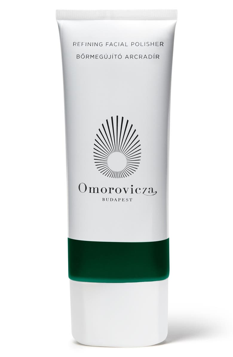 OMOROVICZA Refining Facial Polisher, Main, color, NO COLOR