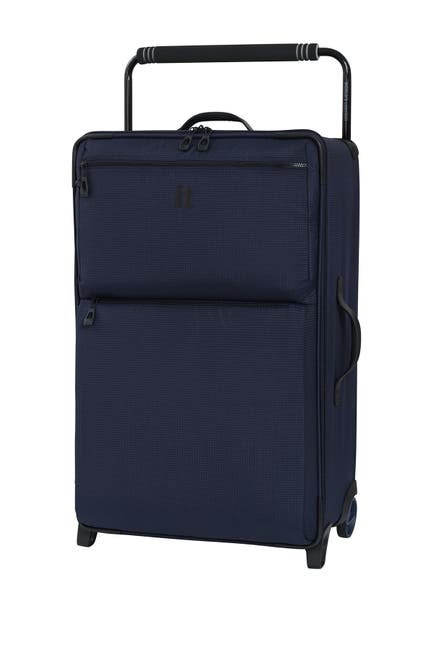 "Image of it luggage 29.6"" World's Lightest Wide Handle Design Two Tone 2 Wheel Luggage"