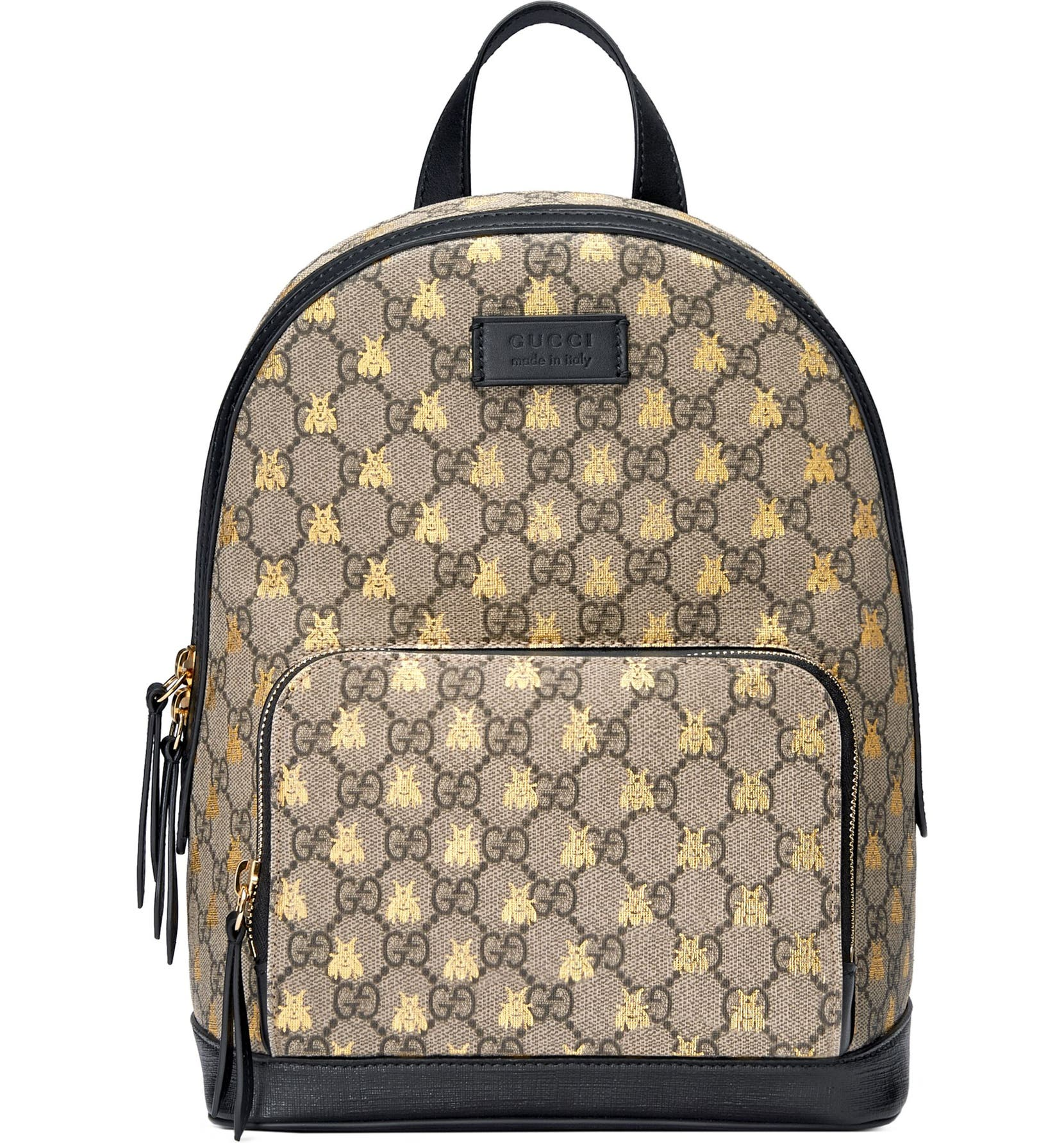 7cb69a29 Bee GG Supreme Canvas Backpack