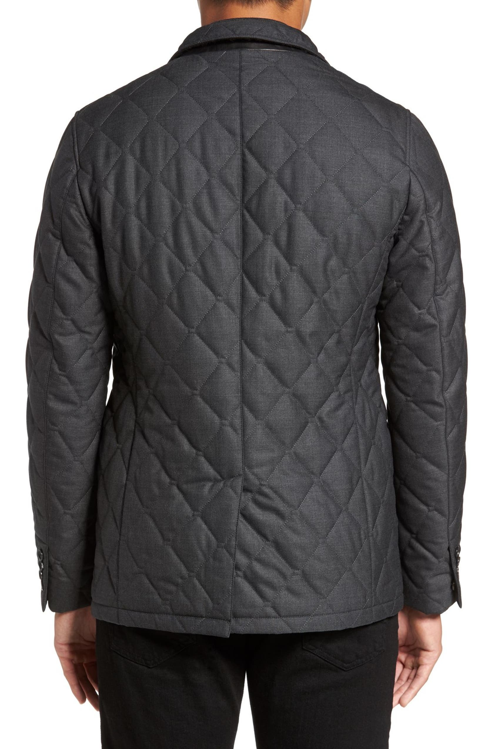 e1808cc1e3 Burberry 'Montgomery' Quilted Coat   Nordstrom