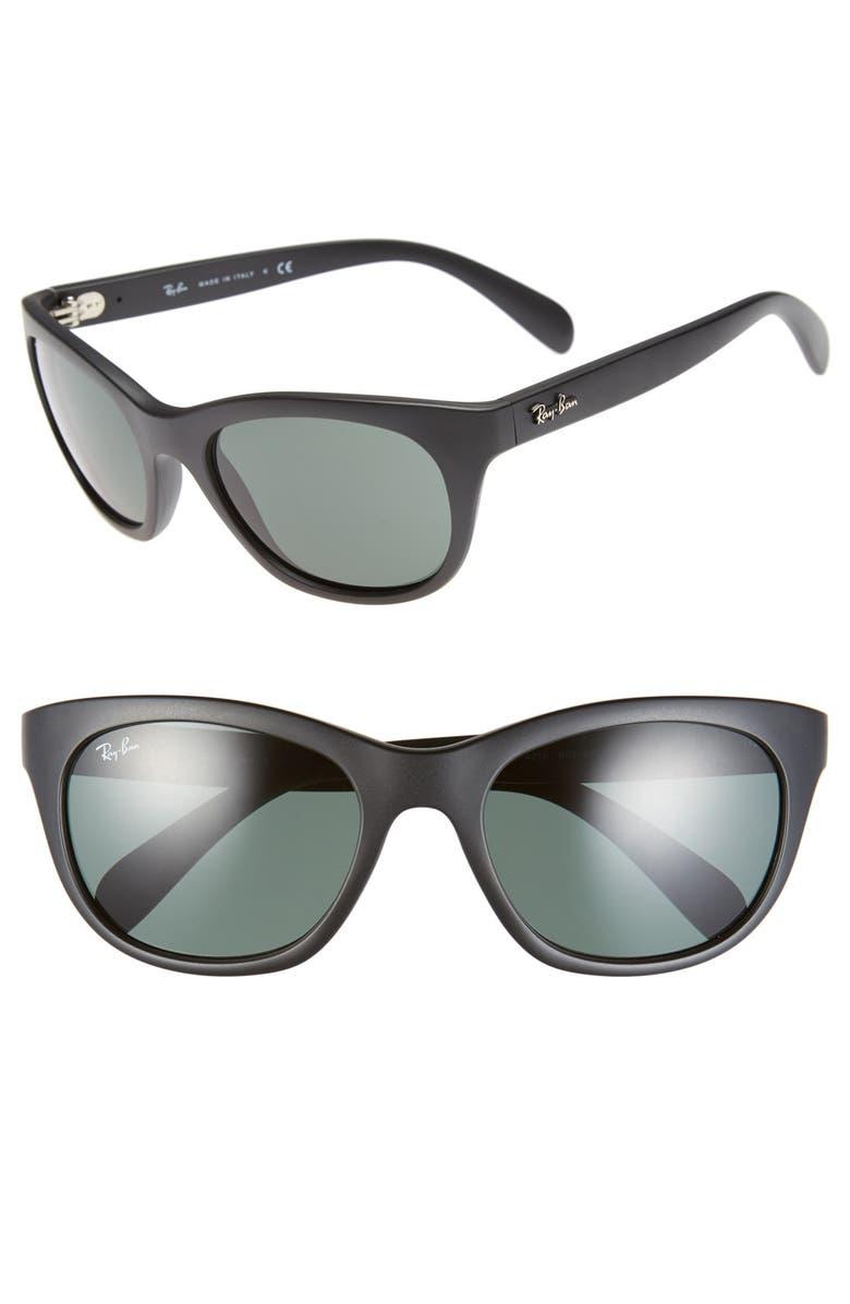 8760769074 Ray-Ban  Highstreet  56mm Sunglasses