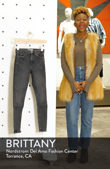 Jamie High Waist Crop Skinny Jeans, sales video thumbnail