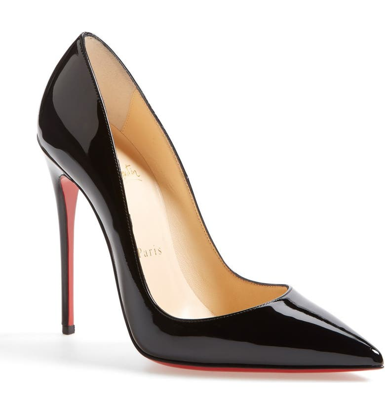2a03dbe09 Christian Louboutin So Kate Pointy Toe Pump (Women) | Nordstrom