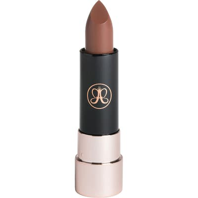 Anastasia Beverly Hills Matte Lipstick - Cool Brown