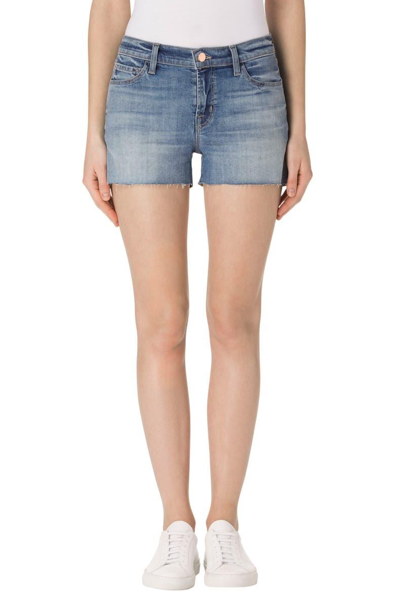 J BRAND 1044 Denim Shorts, Main, color, 483