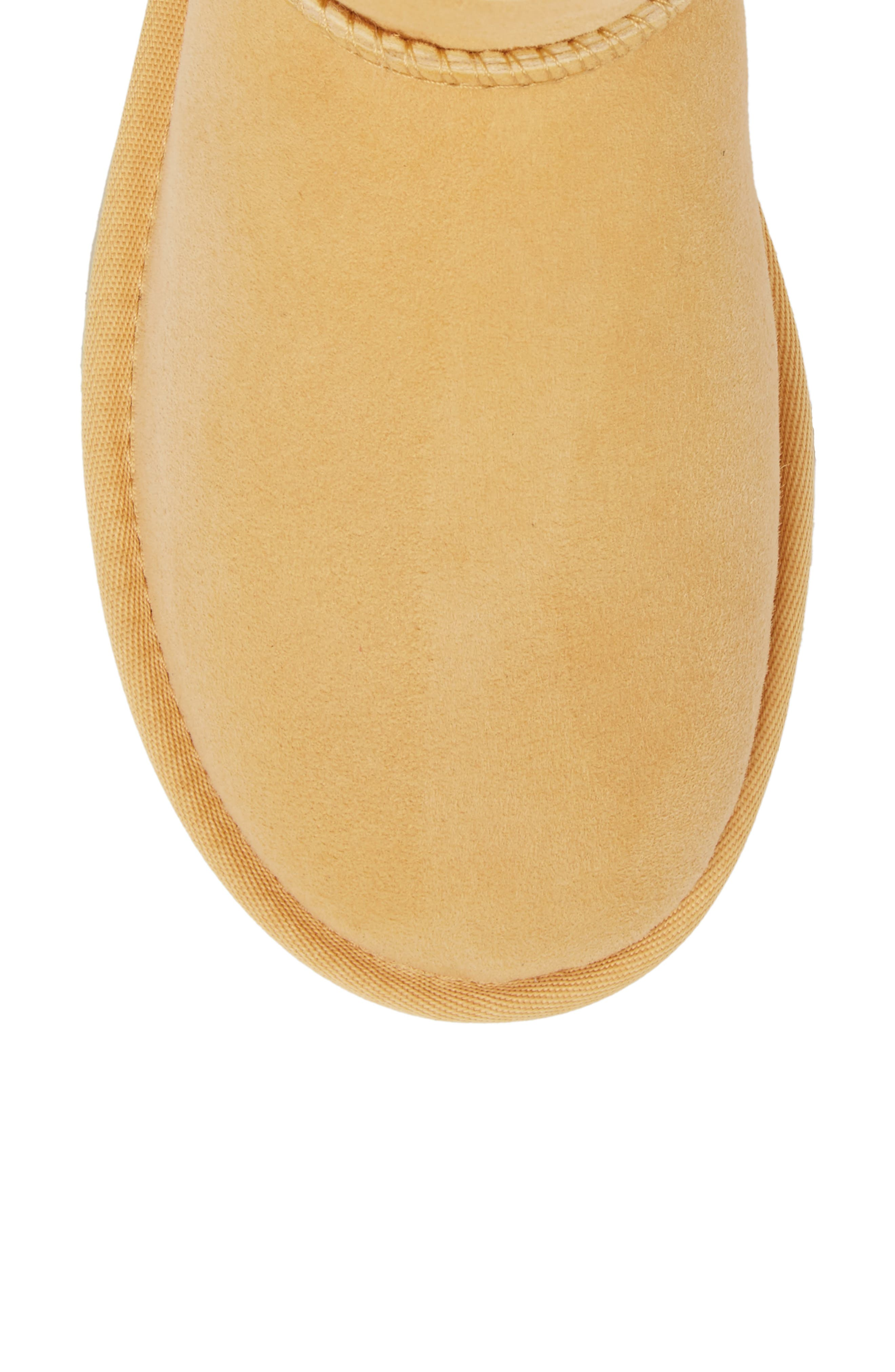 ,                             Classic Mini II Genuine Shearling Lined Boot,                             Alternate thumbnail 85, color,                             700