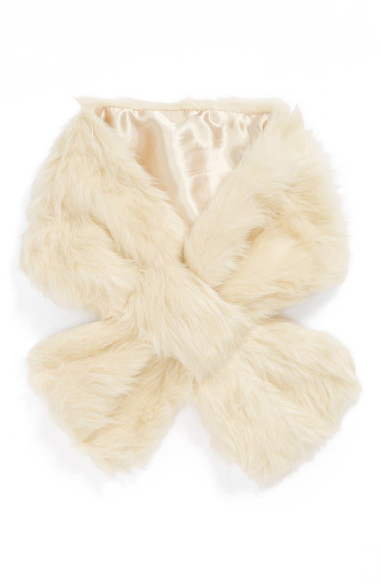 BP. Faux Fur Collar, Main, color, 100