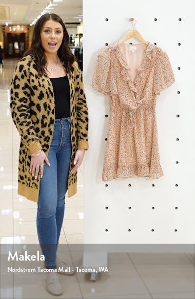 Renee Floral Print Sundress, sales video thumbnail