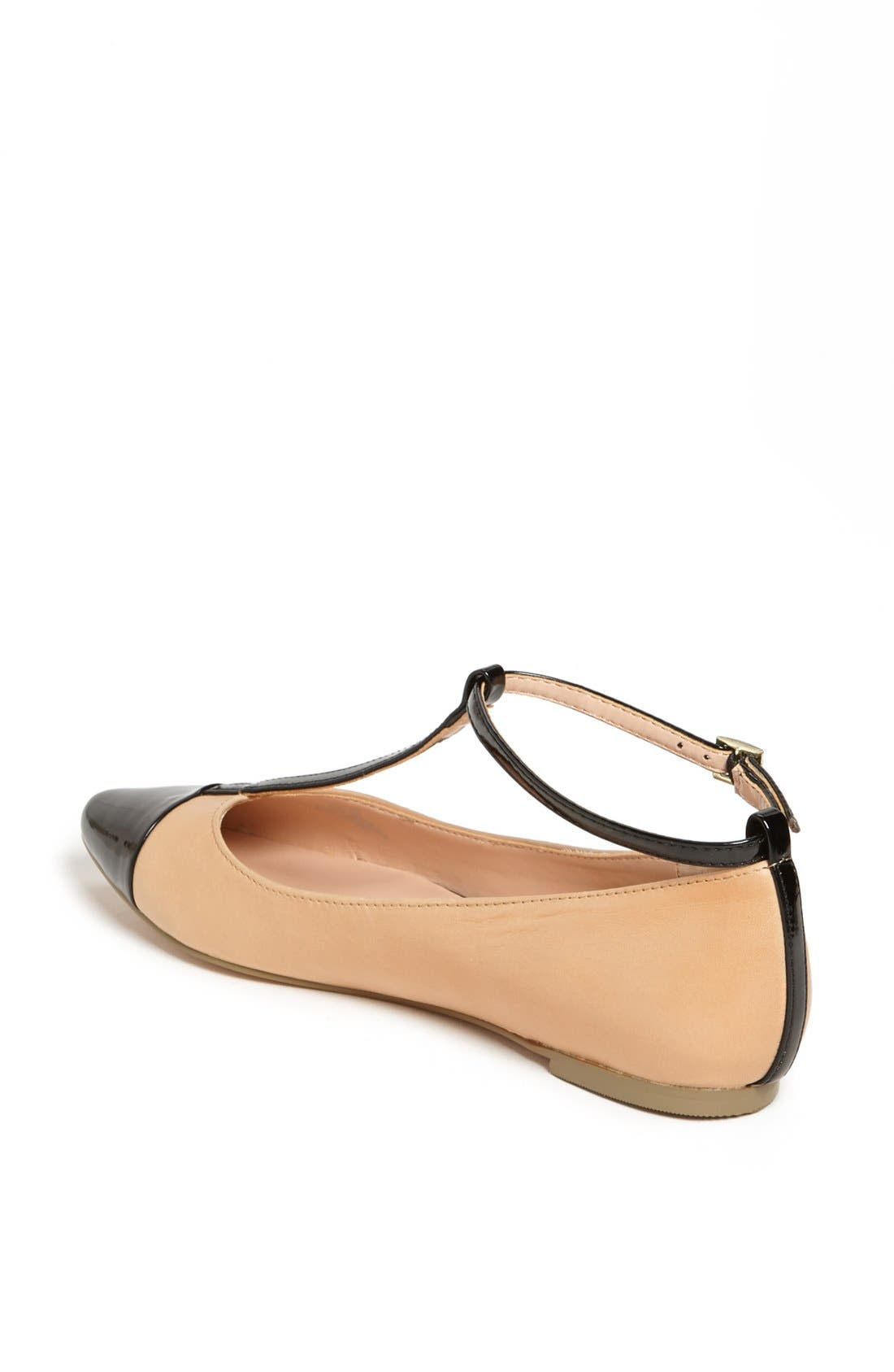 ,                             Julianne Hough for Sole Society 'Addy' Flat,                             Alternate thumbnail 24, color,                             251