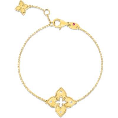 Roberto Coin Venetian Princess Diamond Bracelet