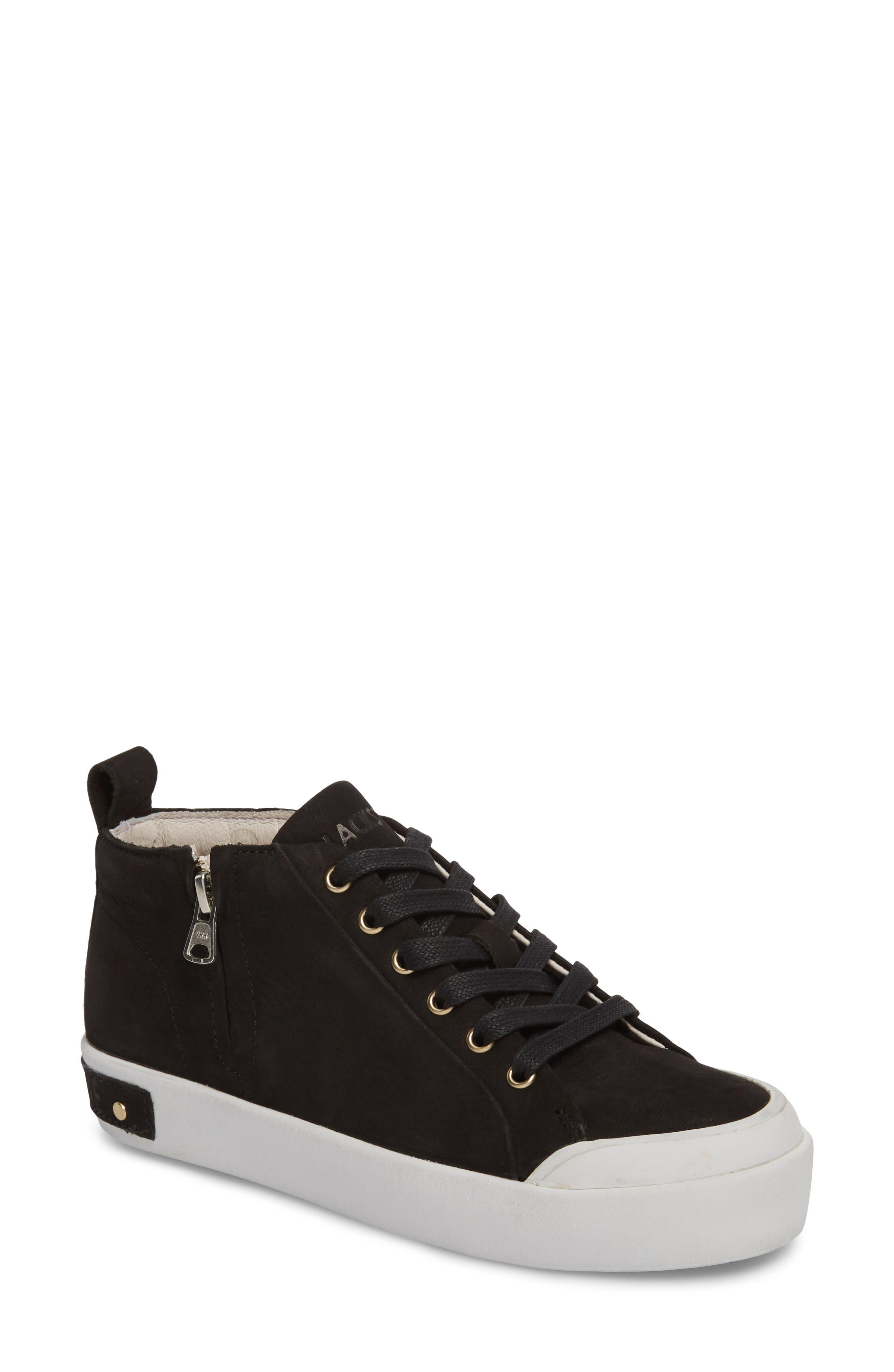 Blackstone Pl83 Mid Rise Sneaker Black