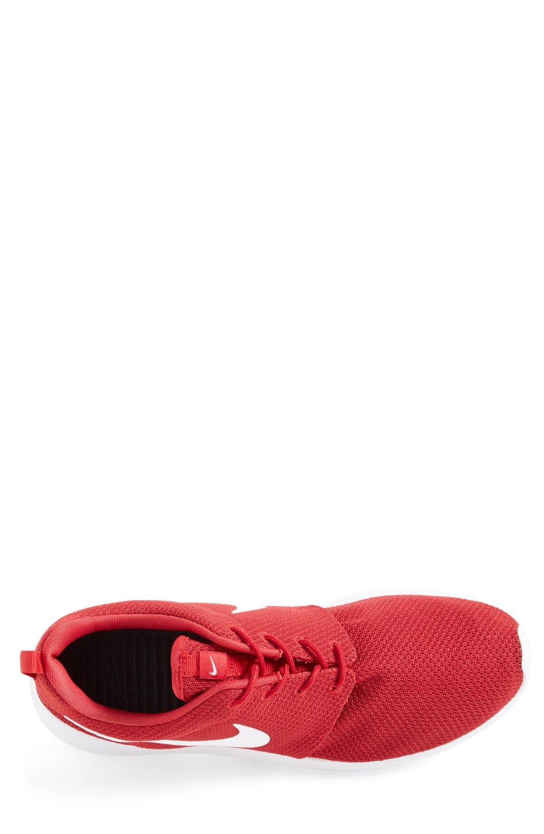 ,                             'Roshe Run' Sneaker,                             Alternate thumbnail 133, color,                             612