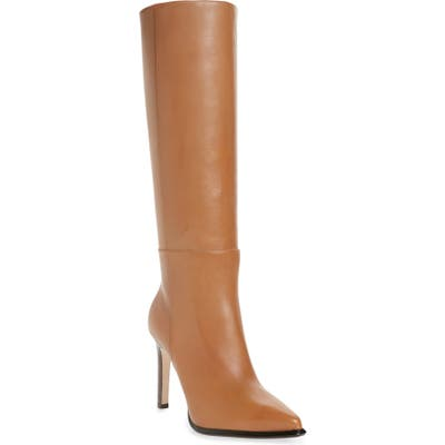 Paige Hannah Knee High Boot- Brown