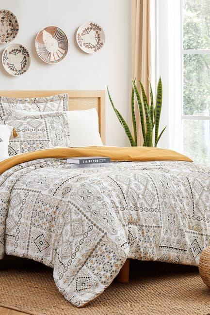 Image of Modern Threads Complete 8-Piece Bedding Set - Isla - King
