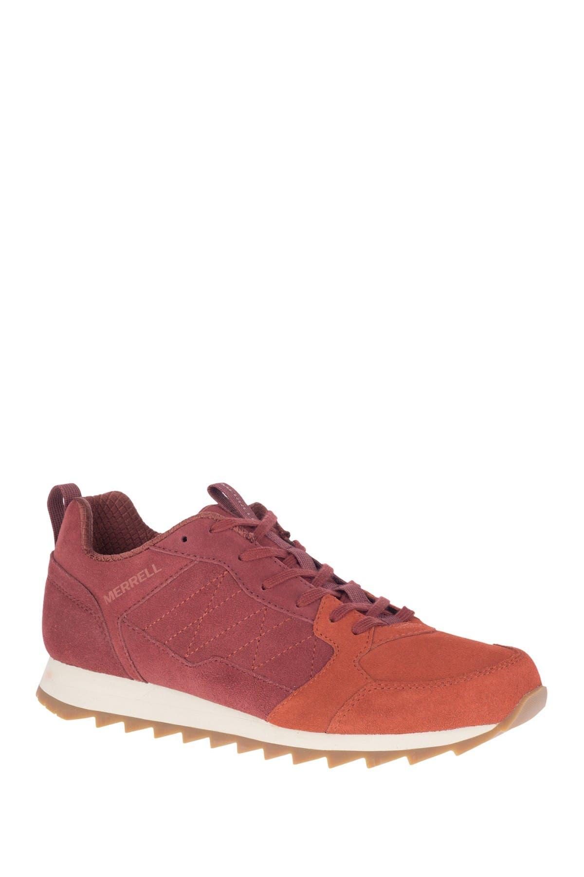 Image of Merrell Alpine Suede Sneaker