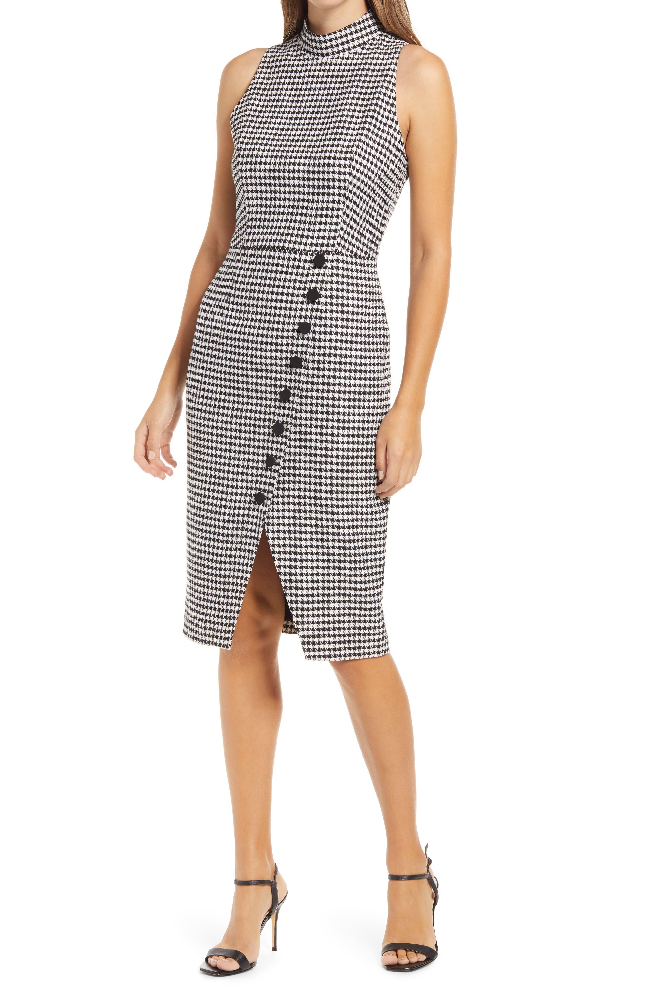 Sofie Sleeveless Sheath Dress