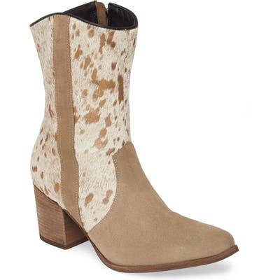 Chocolat Blu Asa Western Boot - Brown