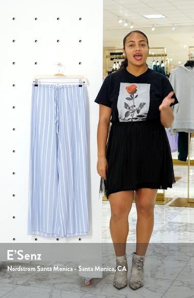 Faye Wide Leg Pajama Pants, sales video thumbnail