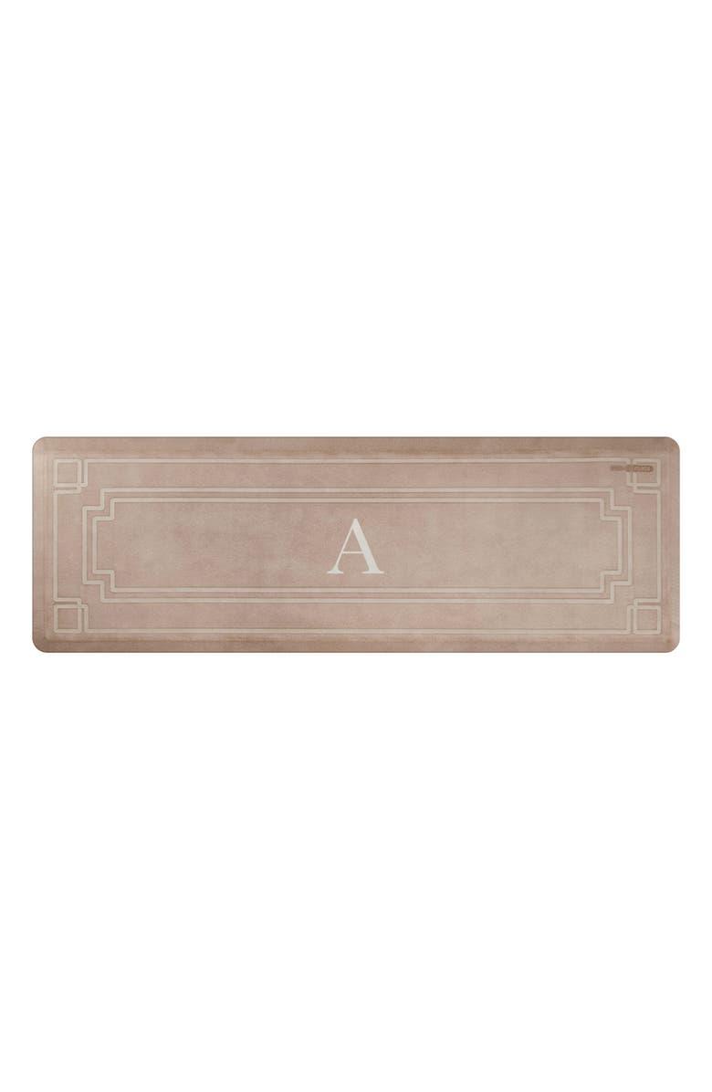 WELLNESSMATS Gatsby Signature Anti Fatigue Floor Mat, Main, color, A