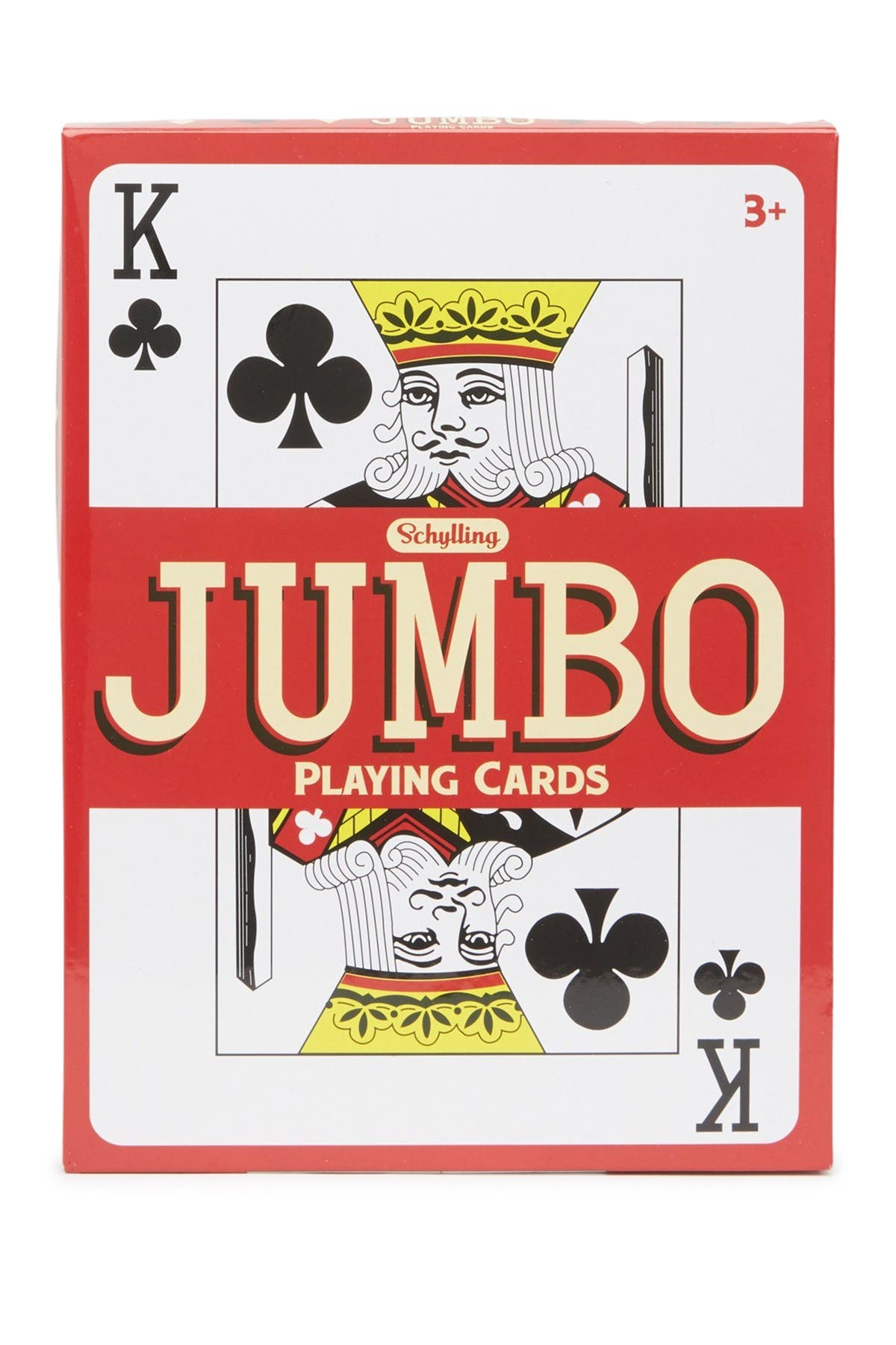 Image of Schylling Jumbo Playing Cards Deck