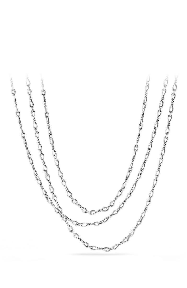 DAVID YURMAN Continuance Chain Necklace, Main, color, 040
