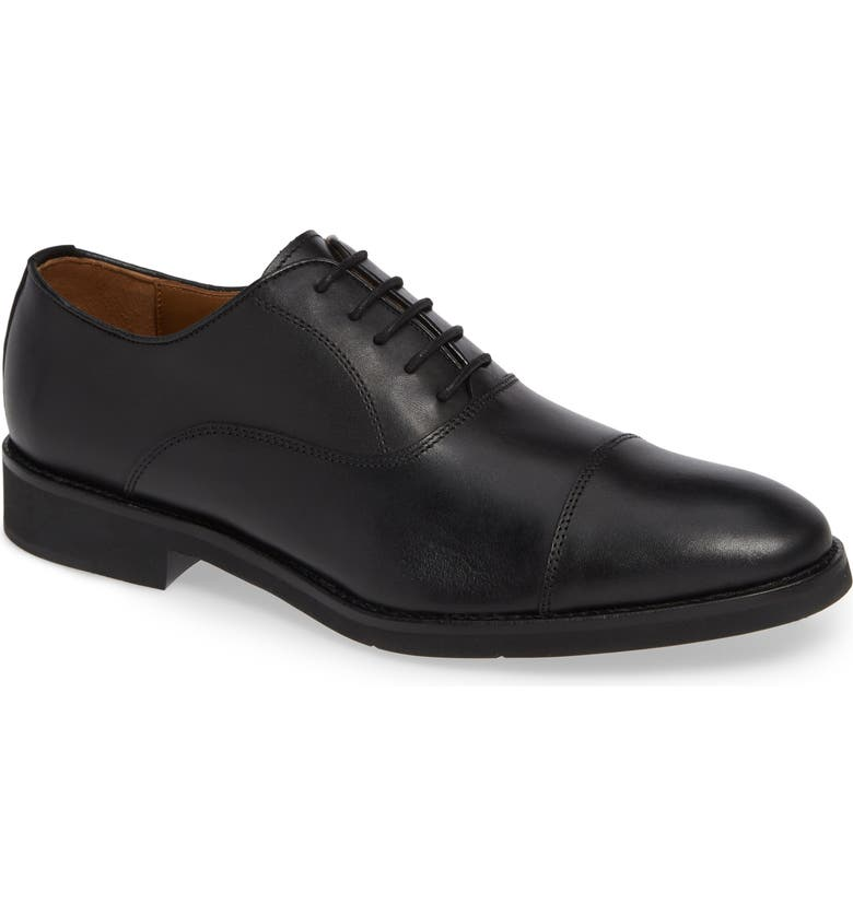 Carlson Cap Toe Oxford by Johnston & Murphy