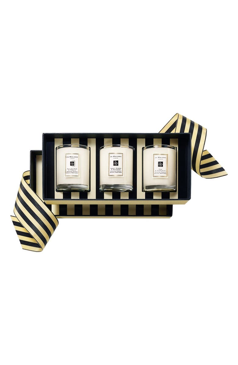 JO MALONE LONDON<SUP>™</SUP> Jo Malone<sup>™</sup> Travel Candle Collection, Main, color, 000