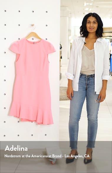 Fable Asymmetrical Ruffle Dress, sales video thumbnail