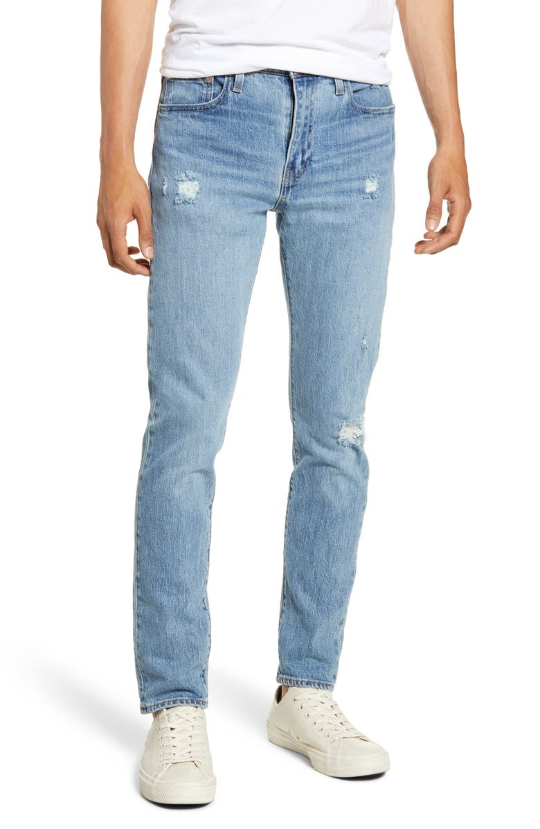 LEVI'S<SUP>®</SUP> 511<sup>™</sup> Slim Leg Jeans, Main, color, 420