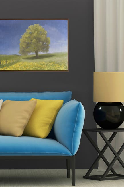 Image of PTM Images Small Tree Landscape Canvas Wall Art