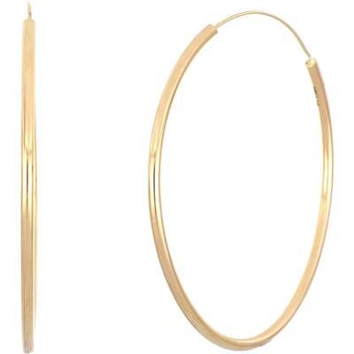 Bony Levy 14K Gold Large Hoop Earrings (Nordstrom Exclusive)