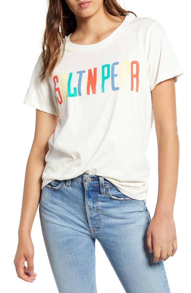 DAY Salt-N-Pepa Graphic Tee, Main, color, 250