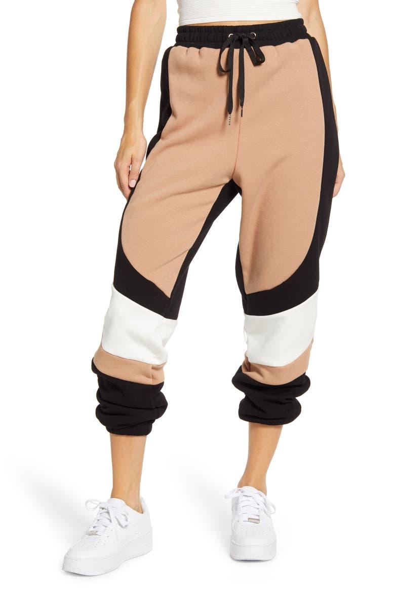 TIGER MIST Tenya Jogger Pants, Main, color, 100