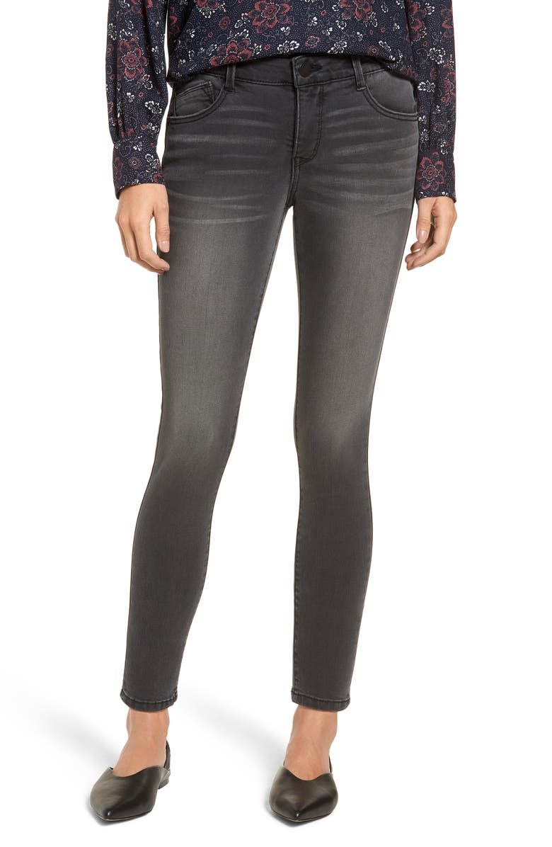 WIT & WISDOM Ab-Solution Ankle Skinny Stretch Jeans, Main, color, 020