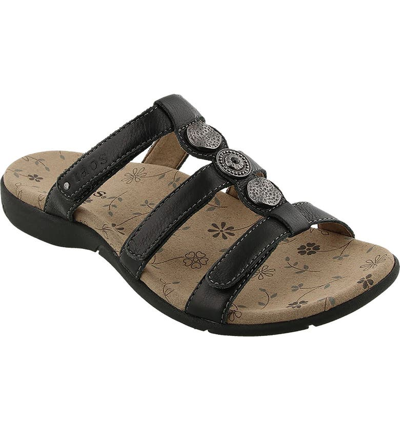 TAOS Prize 3 Sandal, Main, color, 001