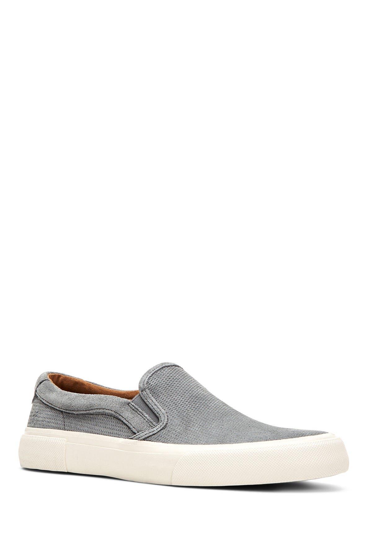 Image of Frye Ludlow Slip-On Suede Sneaker