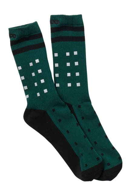 Image of Pair Of Thieves Push It Cushion Crew Socks
