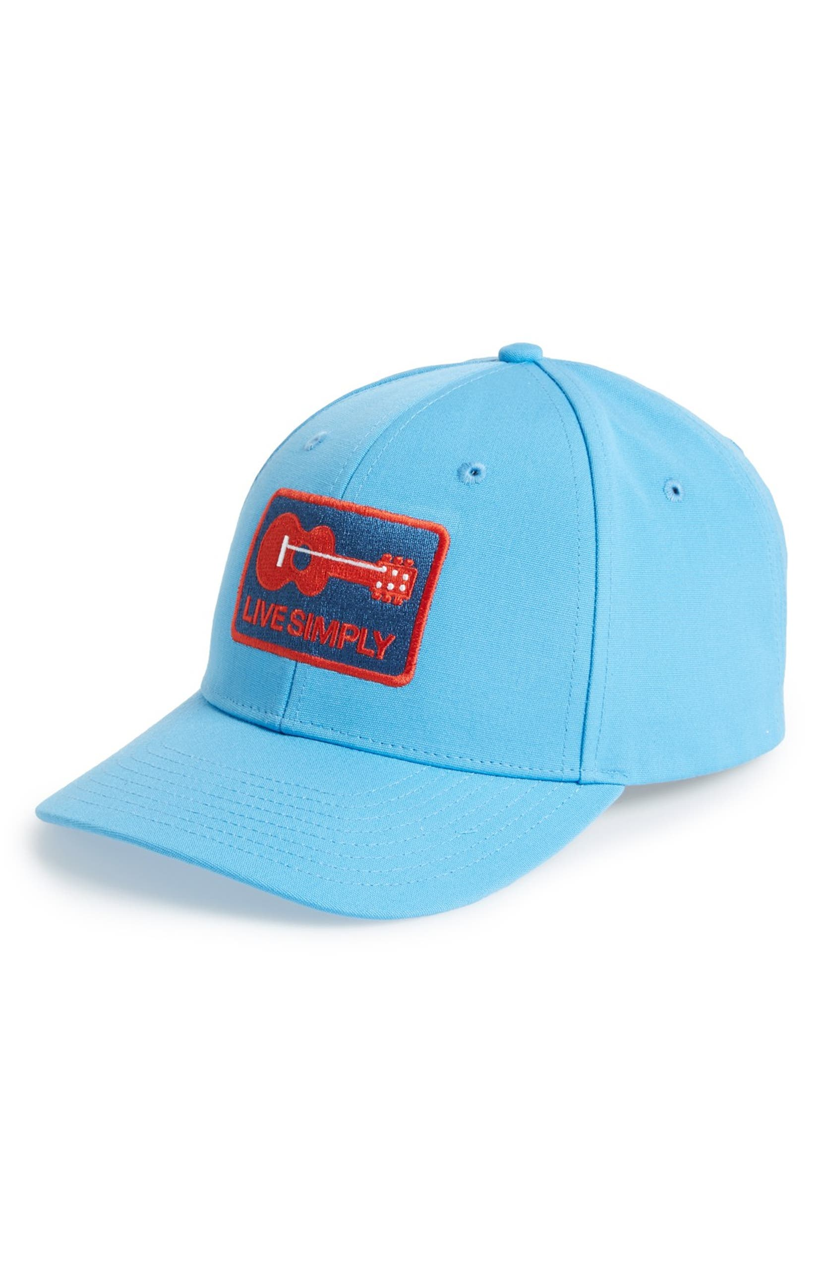 9f697b0cb Patagonia 'Live Simply Guitar - Roger That' Hat | Nordstrom