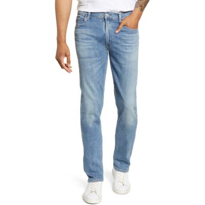 Citizens Of Humanity Perform - Bowery Slim Fit Jeans, Blue
