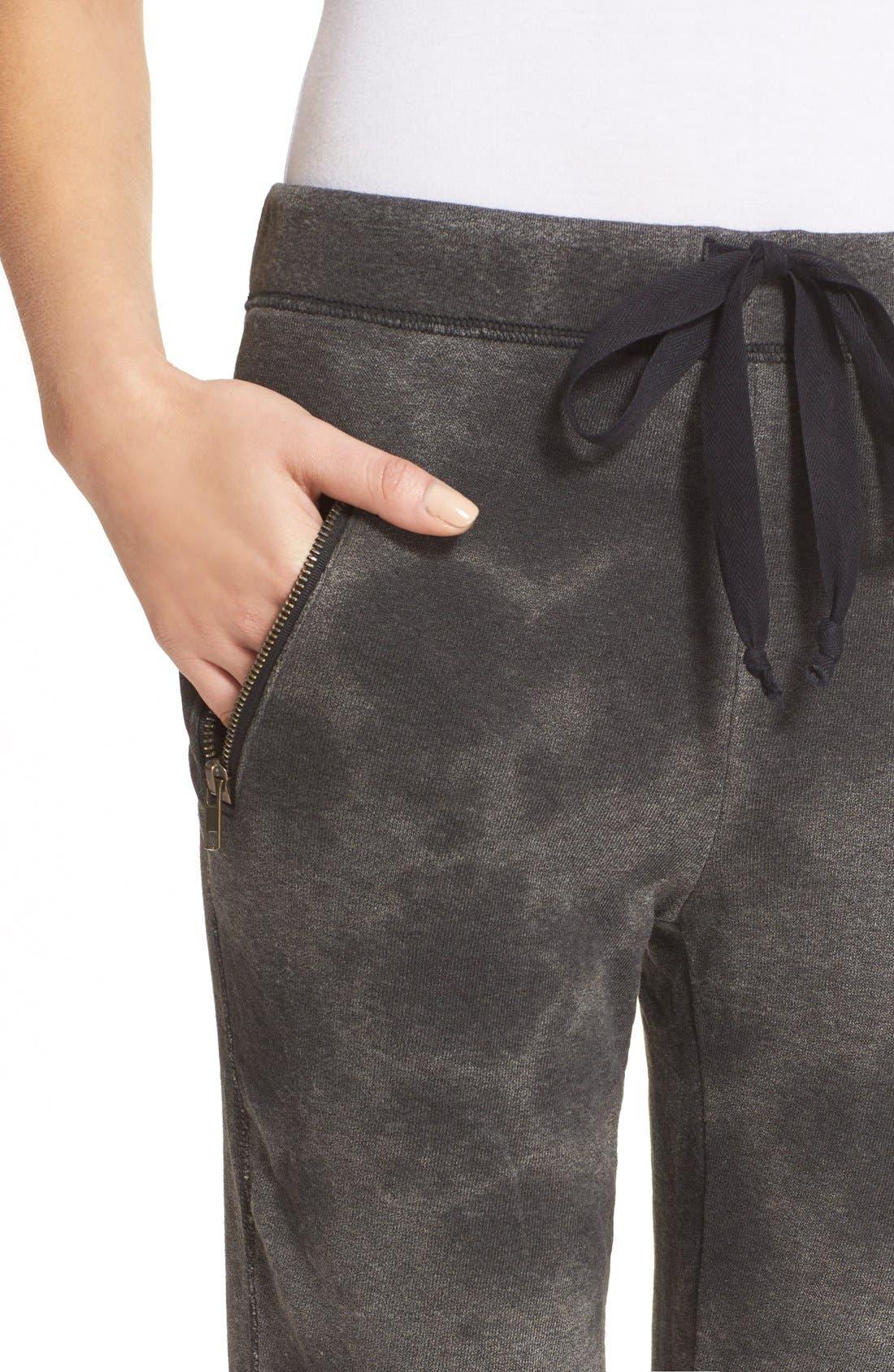 ,                             'The Zipster' Jogger Pants,                             Alternate thumbnail 5, color,                             091
