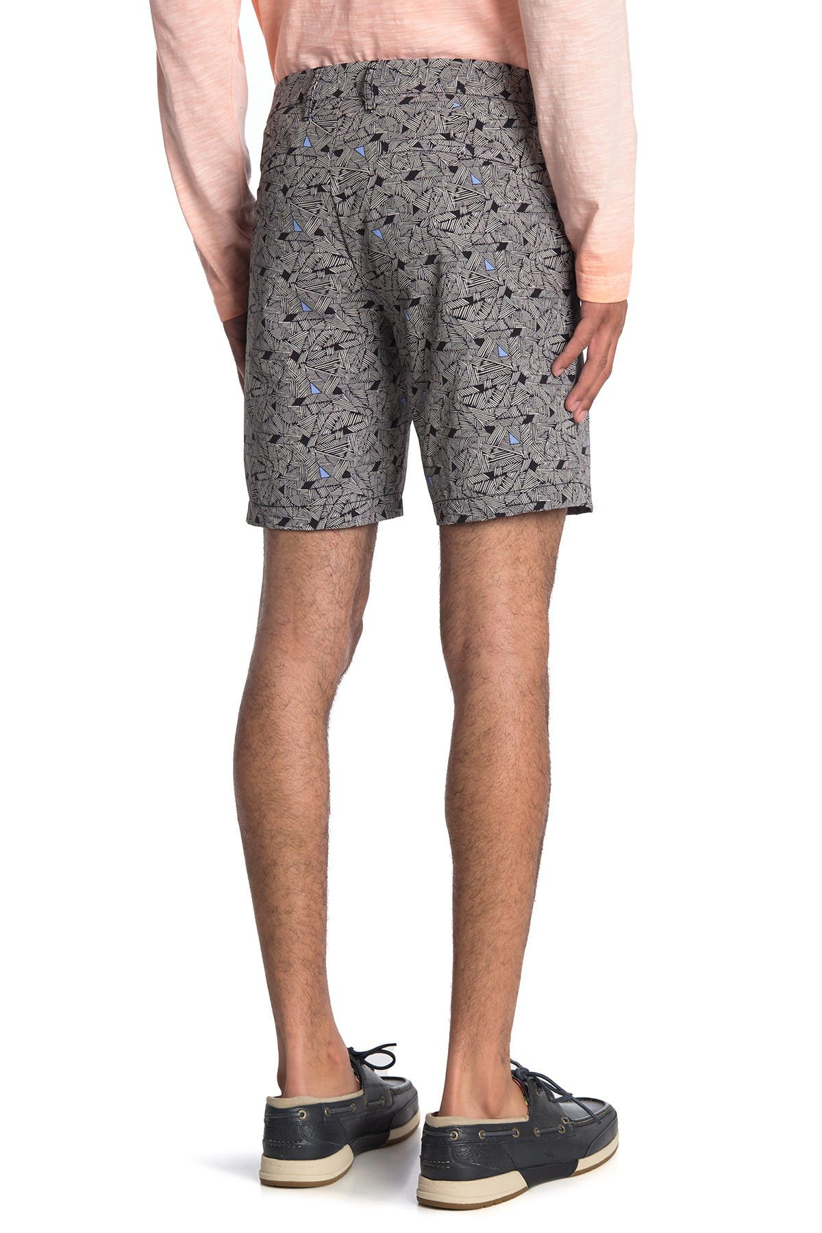 Image of Tommy Bahama Jungle Geo Chino Shorts
