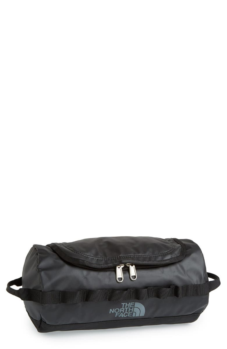 THE NORTH FACE Base Camp Travel Canister, Main, color, THE NORTH FACE BLACK