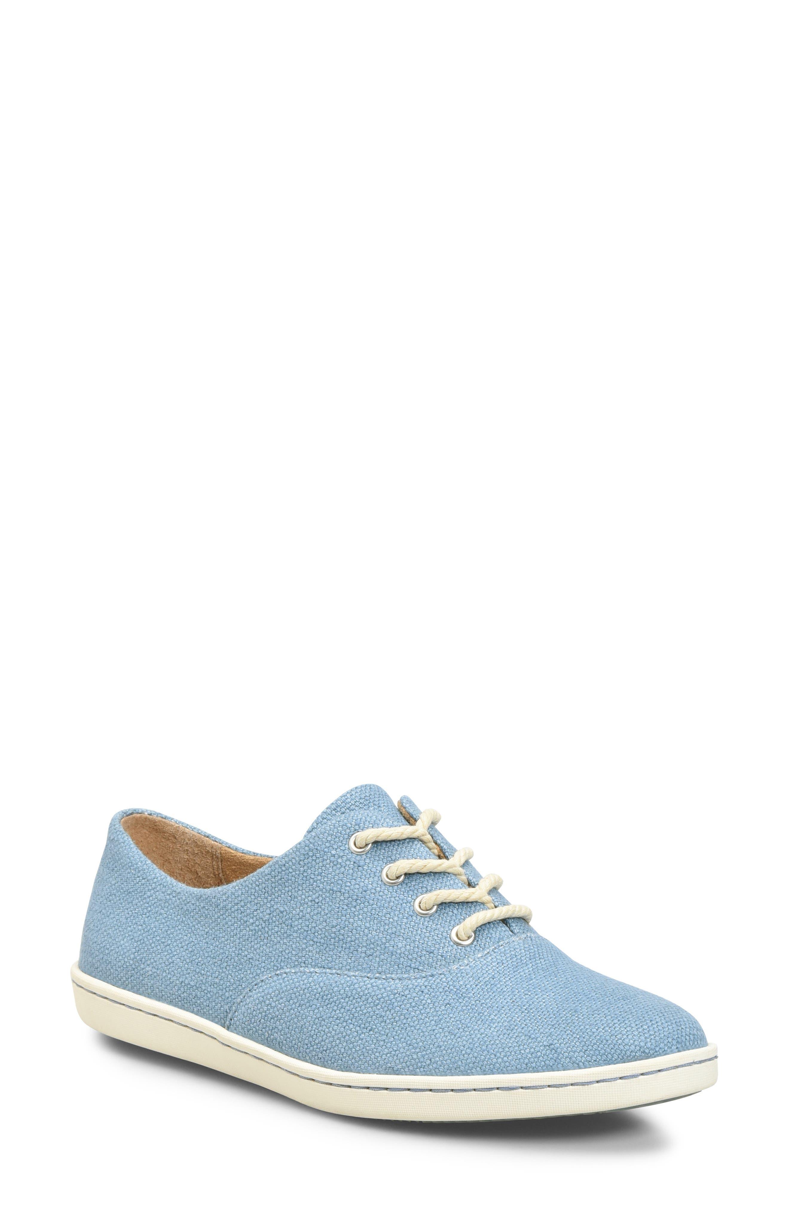 B?rn Dampney Low Top Sneaker, Blue