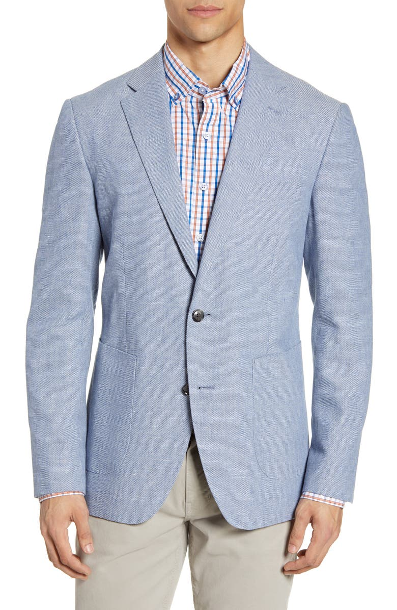 RODD & GUNN Swanson Regular Fit Sport Coat, Main, color, 457