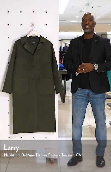 Double Face Long Coat, sales video thumbnail