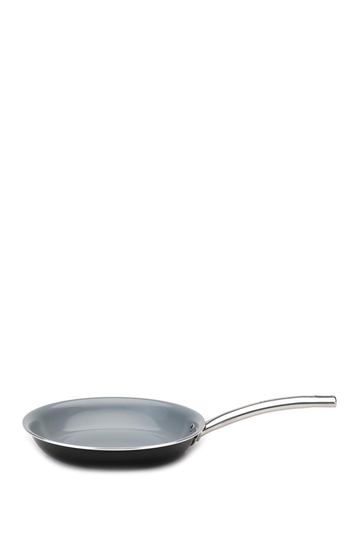 "Image of BergHOFF Black 10"" Ceramic Non-Stick Fry Pan"