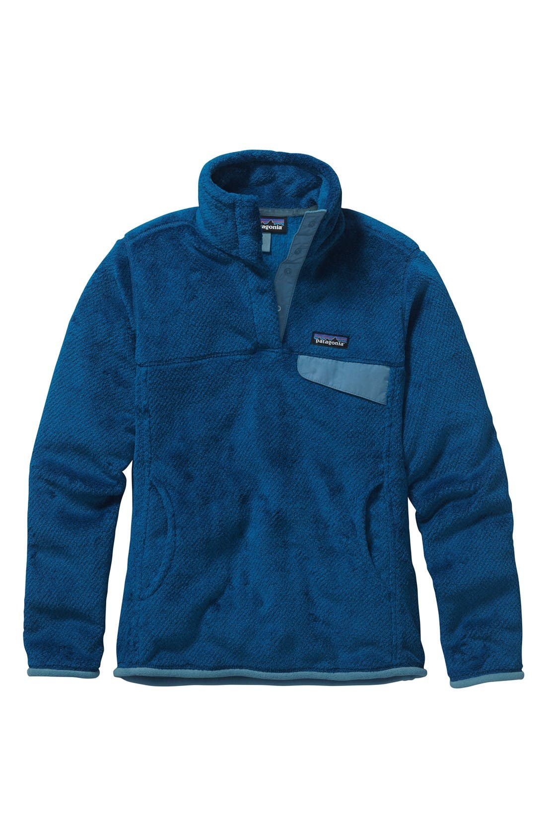 ,                             Re-Tool Snap-T<sup>®</sup> Fleece Pullover,                             Alternate thumbnail 133, color,                             406