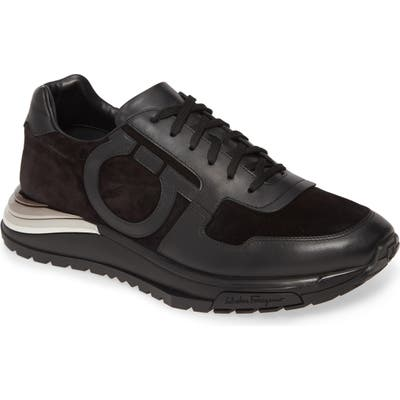 Salvatore Ferragamo Brooklyn Shoe, Black