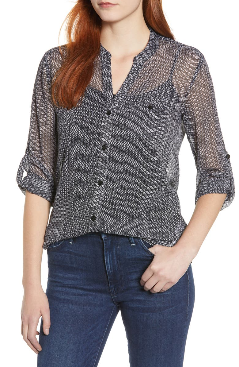 KUT FROM THE KLOTH Jasmine Top, Main, color, 002