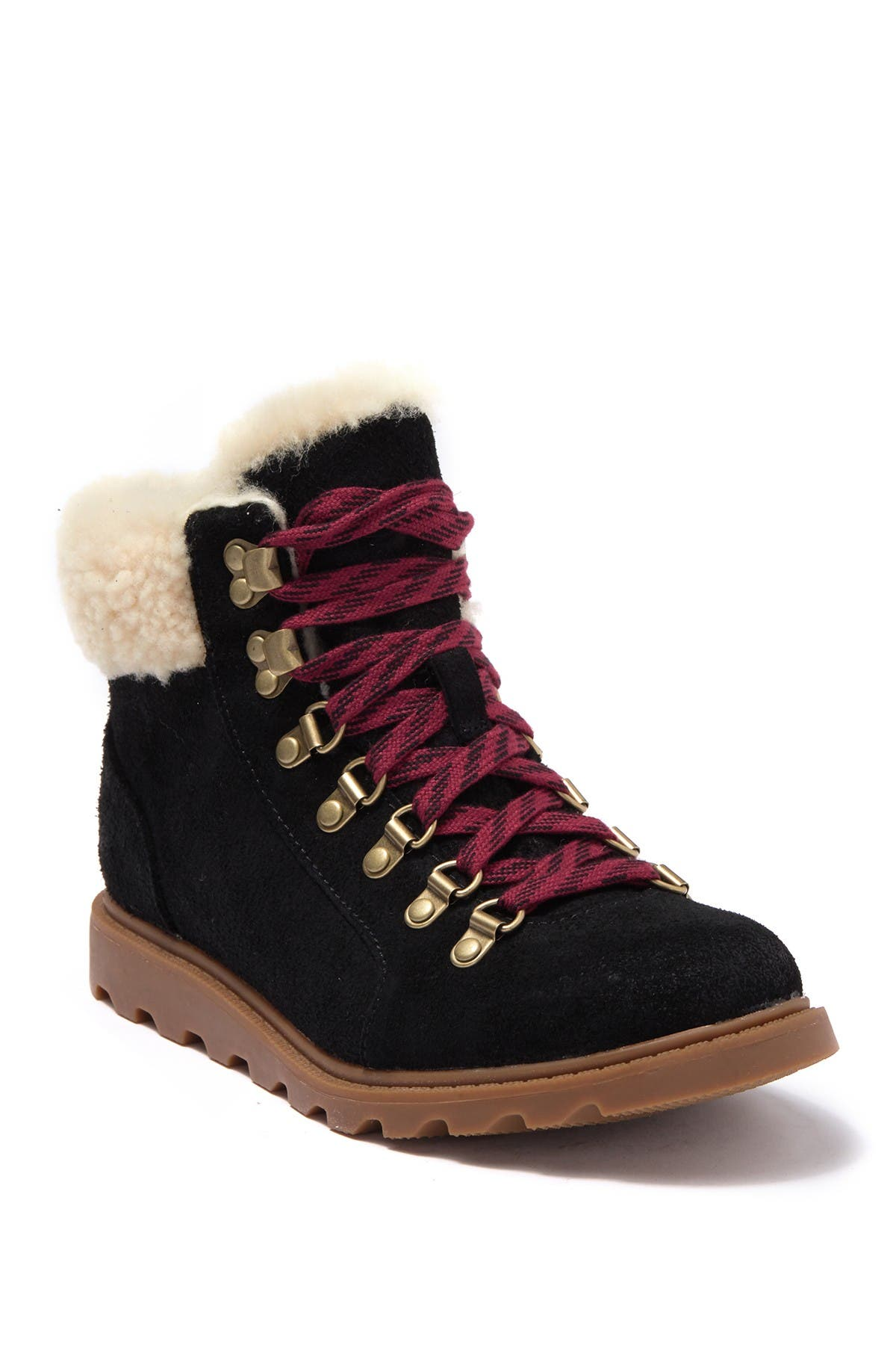 Ainsley Conquest Genuine Shearling